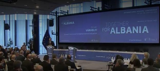 Evo koliko je novca prikupljeno za Albaniju