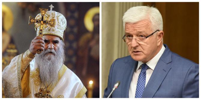 Amfilohije odgovorio Markoviću: Dijalog kada Vlada prihvati amandmane