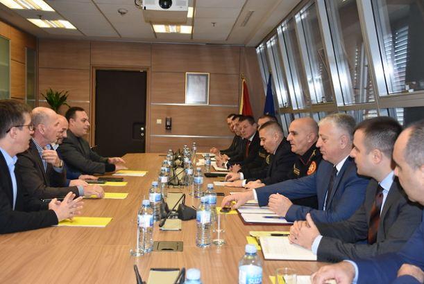 Sastanak UP i Savjeta: U slučaju Otašević policija postupila profesionalno