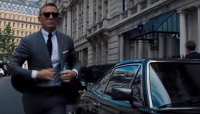 Objavljen tizer za novi film o Bondu