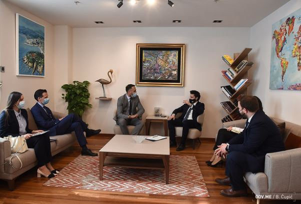 Abazović: Pozivam američke investitore da ulažu u Crnu Goru