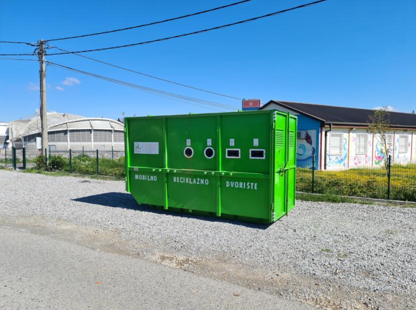 Mobilno reciklažno dvorište tokom aprila u Staroj varoši