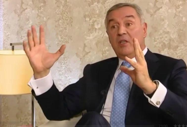 Đukanoviću preko 50 odsto i u Podgorici