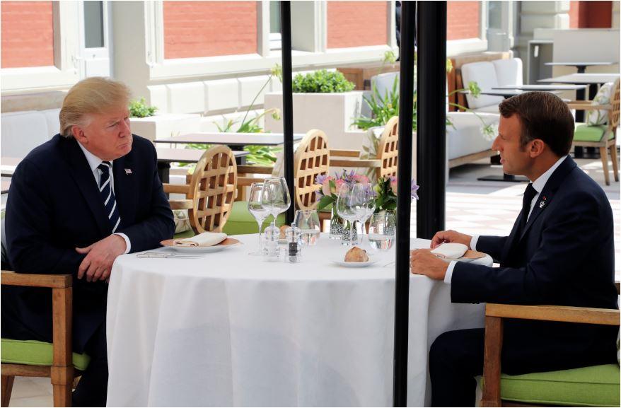 Makron ubjeđivao Trampa: Nema smisla započinjati trgovinski rat