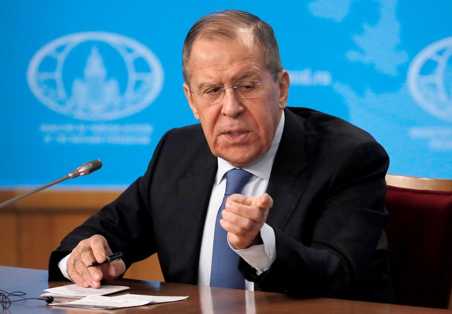 Lavrov: Avion oboren kada je Teheran strahovao od napada SAD