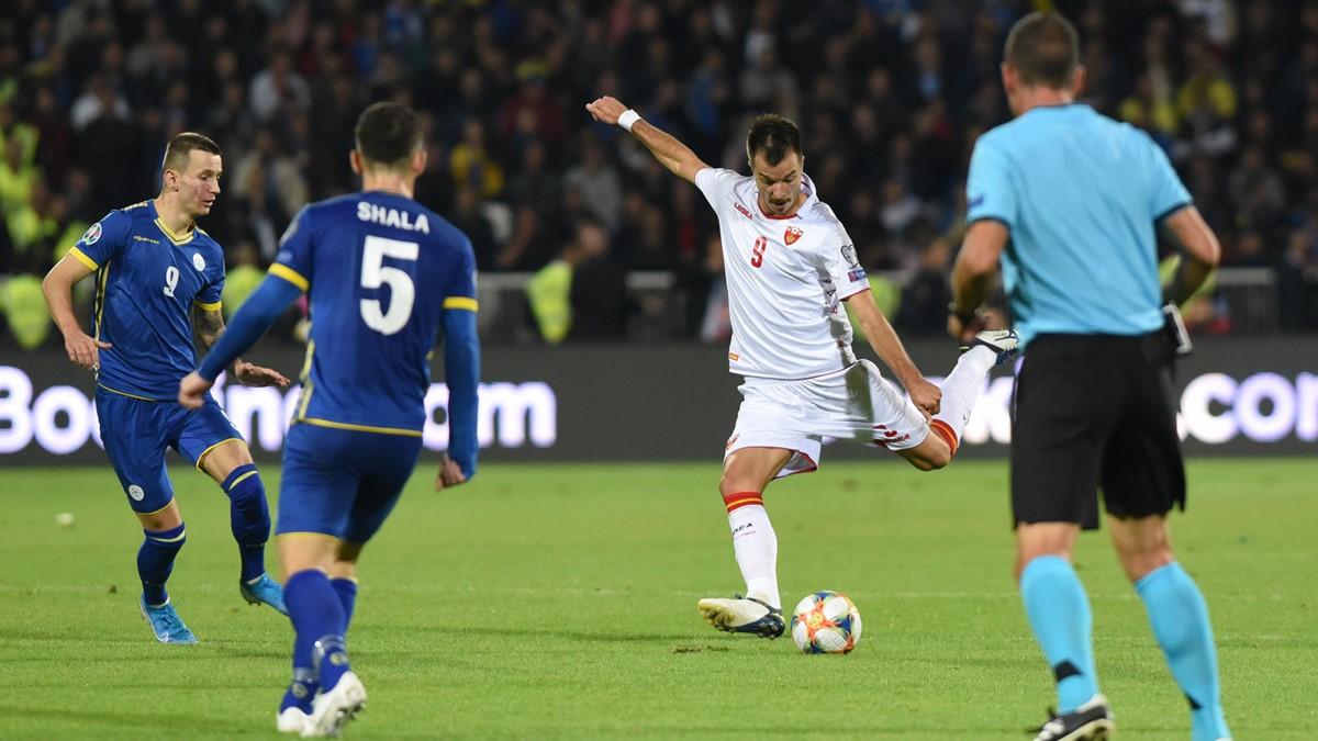 Crna Gora nastavila sa lošim igrama, Kosovo lako do pobjede u Prištini