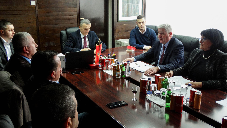 Privredna komora u posjeti Kolašinu i Mojkovcu: Vrijedne investicije na pomolu