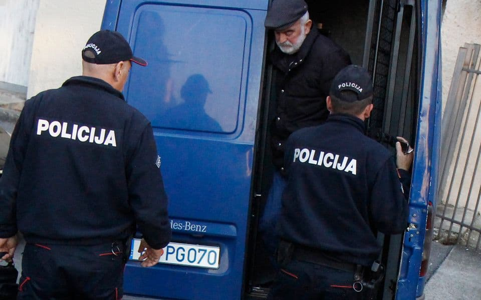 Osam osoba na saslušanju zbog utaje poreza, Nevenki Đurović određeno zadržavanje